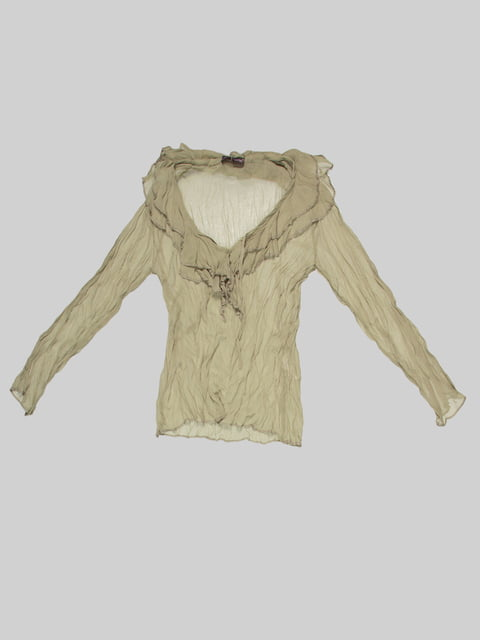 Блуза зеленая CHELA 2913542