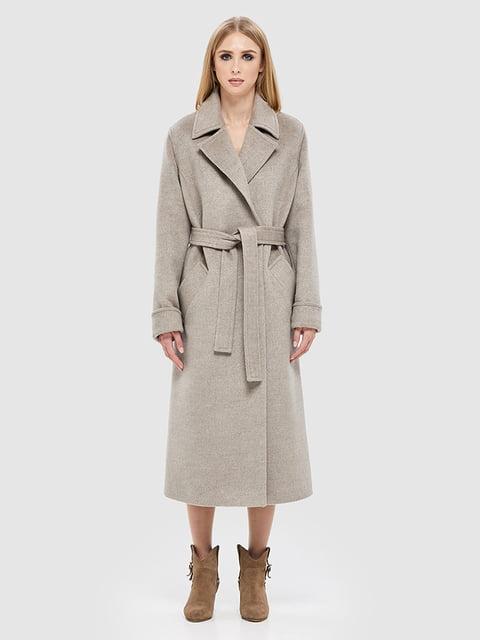Пальто бежеве DANNA 5170021