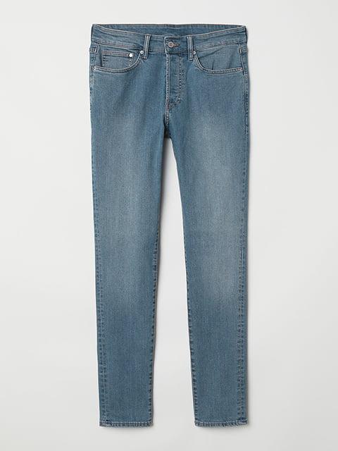 Джинсы синие H&M 5170709