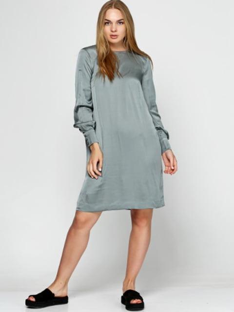 Платье бирюзовое H&M 5170907