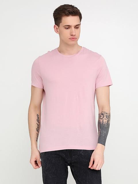 Футболка розовая H&M 5171669