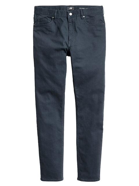 Джинсы синие H&M 5171874
