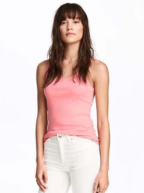 Майка розовая H&M 5172352