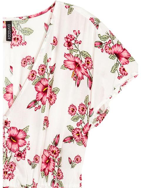 Платье белое H&M 5172363