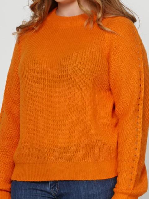 Джемпер помаранчевий H&M 5172611