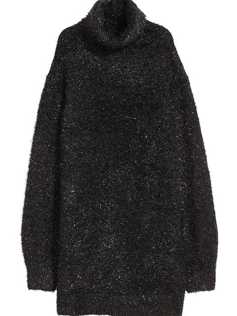 Свитер черный H&M 5172626