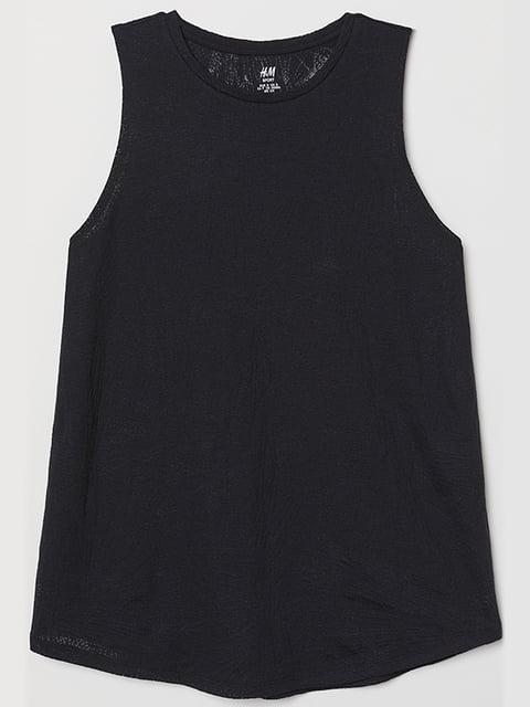 Майка черная H&M Sport 5172823
