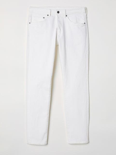 Джинсы белые H&M 5172932