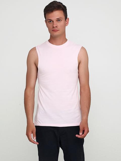 Майка светло-розовая H&M 5173018