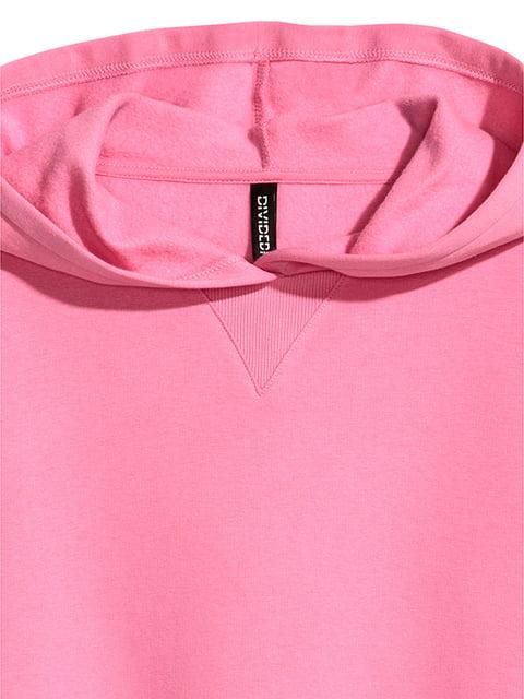 Худи розовая H&M 5173367