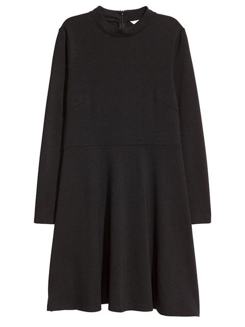 Платье черное H&M 5173371