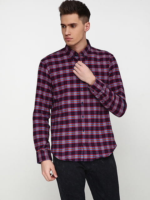 Рубашка комбинированной расцветки McNeal 5170310