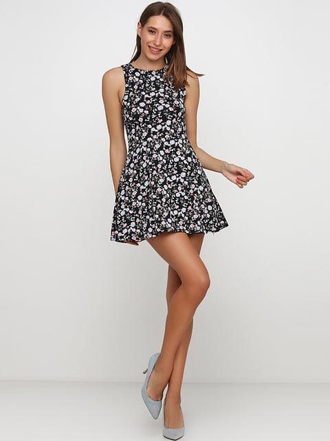 Платье черное H&M 5170387