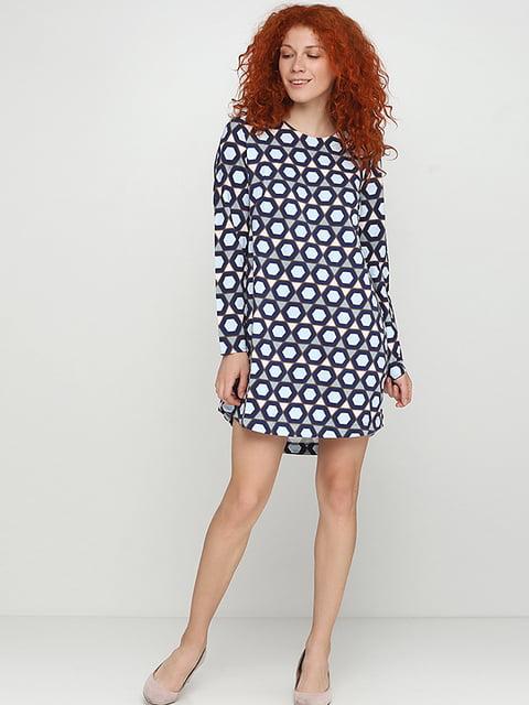 Платье комбинированной расцветки H&M 5170429