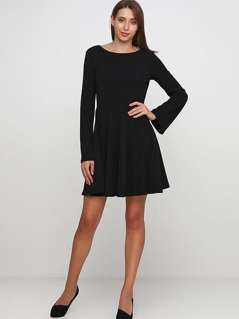 Платье черное H&M 5170444