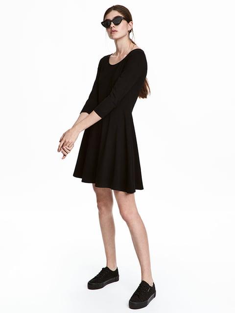 Платье черное H&M 5170581