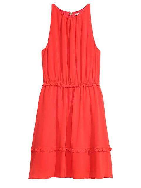 Платье коралловое H&M 5170612