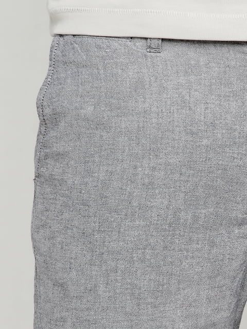 Шорты светло-серые H&M 5170617