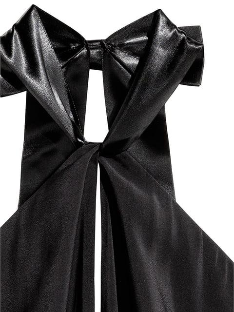 Платье черное H&M 5170741