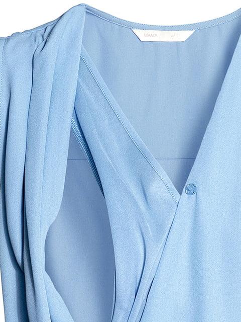 Платье голубое H&M 5170749