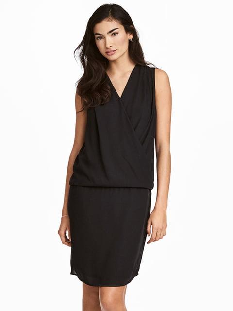 Платье черное H&M 5170750