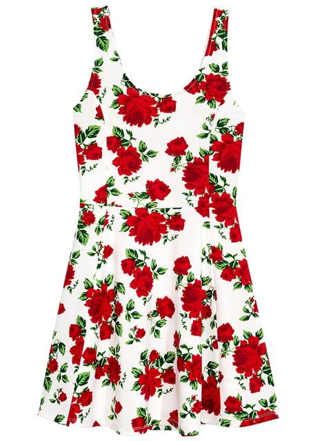Платье белое H&M 5170877