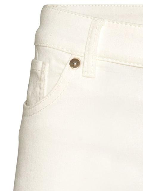 Джинсы белые H&M 5170926