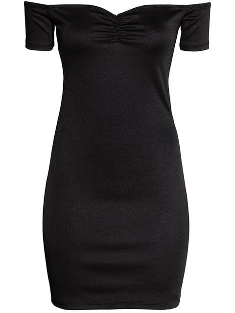 Платье черное H&M 5170994