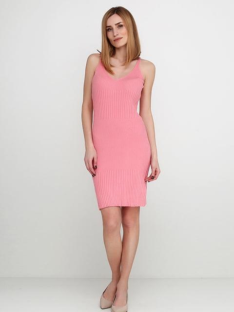 Платье розовое H&M 5171075