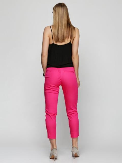 Брюки розовые H&M 5171083