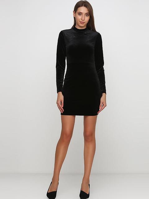 Платье черное H&M 5171171