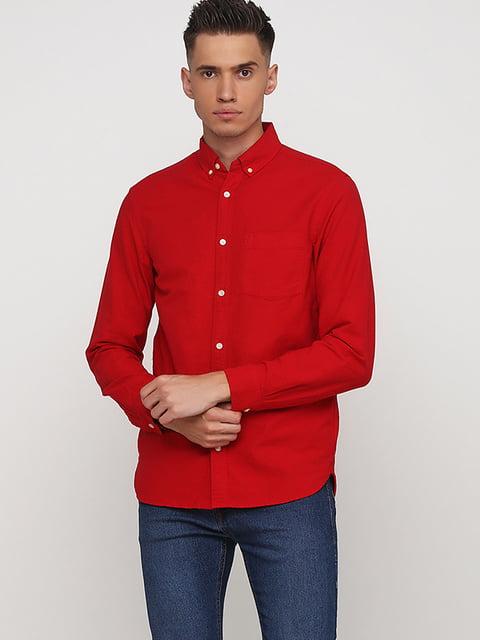 Рубашка красная H&M 5171172