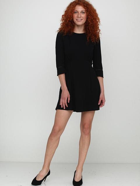 Платье черное H&M 5171210