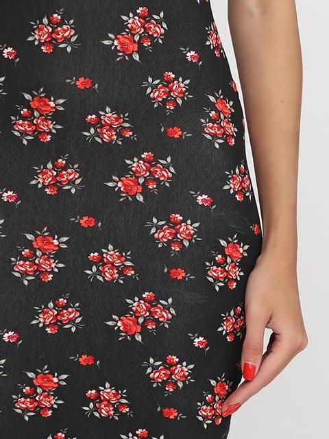 Платье черное H&M 5171391