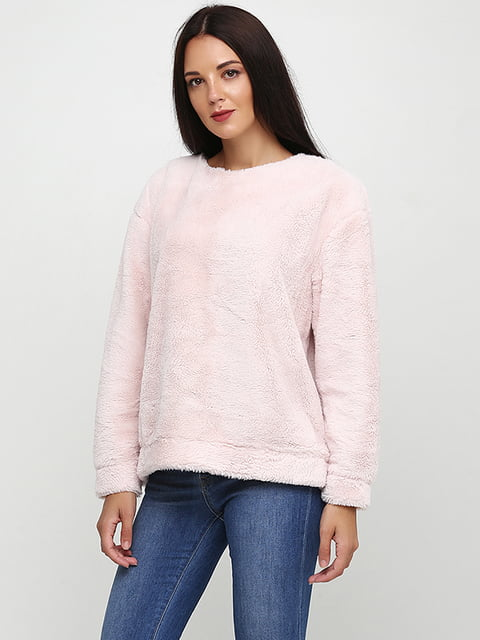 Джемпер розовый H&M 5171467