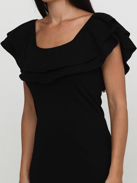 Платье черное H&M 5171565