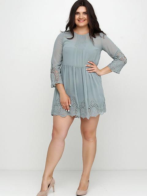 Платье цвета мяты H&M 5171623