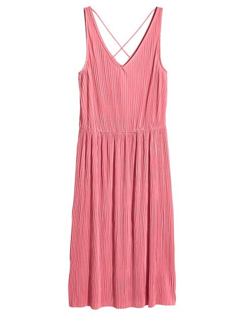 Платье розовое H&M 5171792