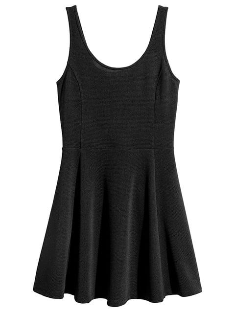 Платье черное H&M 5171985