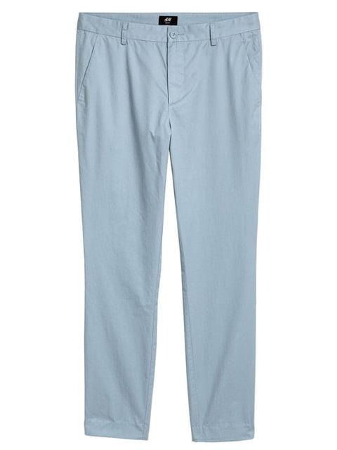 Штани блакитні H&M 5172057