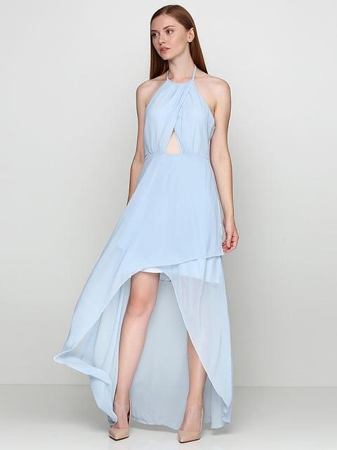 Платье голубое H&M 5172073