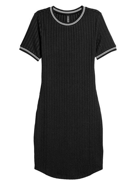 Платье черное H&M 5172274