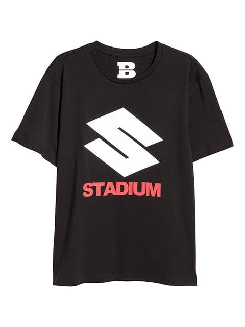 Футболка черная H&M 5172651