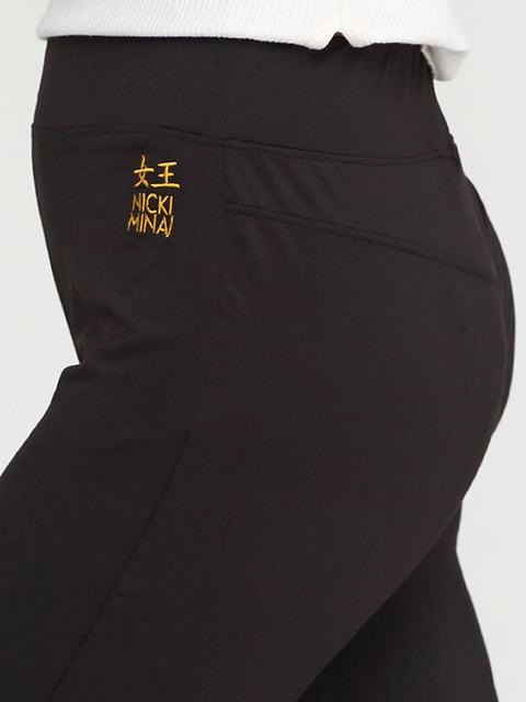 Леггинсы черные H&M 5172696