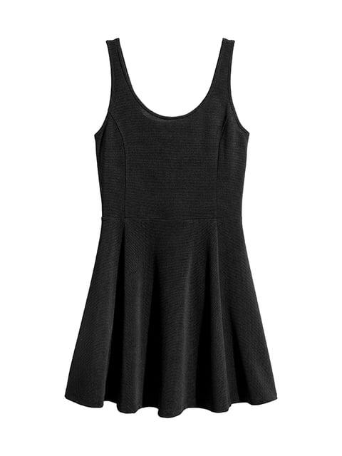 Платье черное H&M 5172860