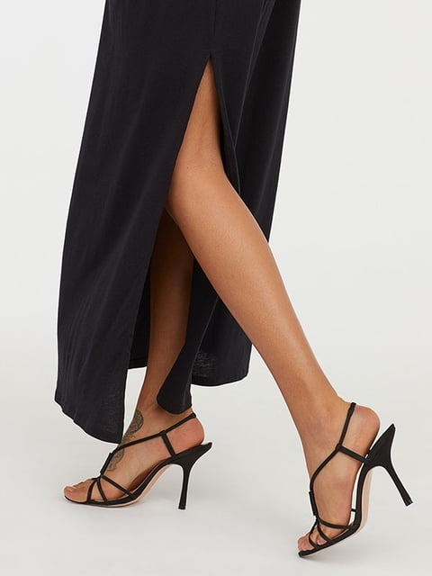 Платье черное H&M 5172986