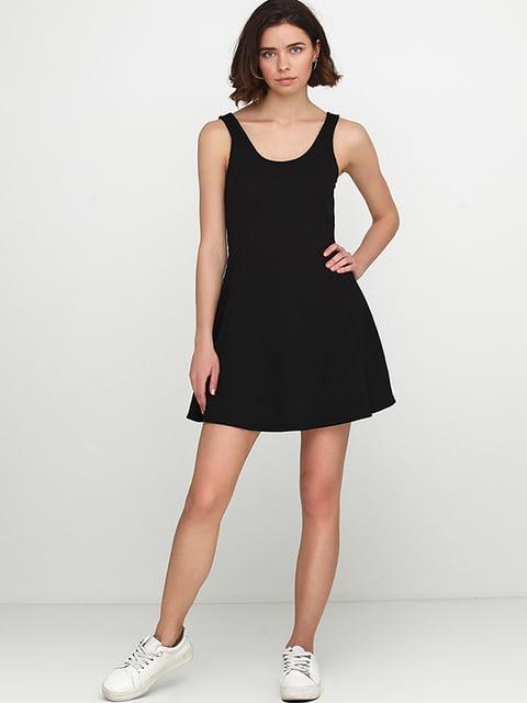 Платье черное H&M 5173063