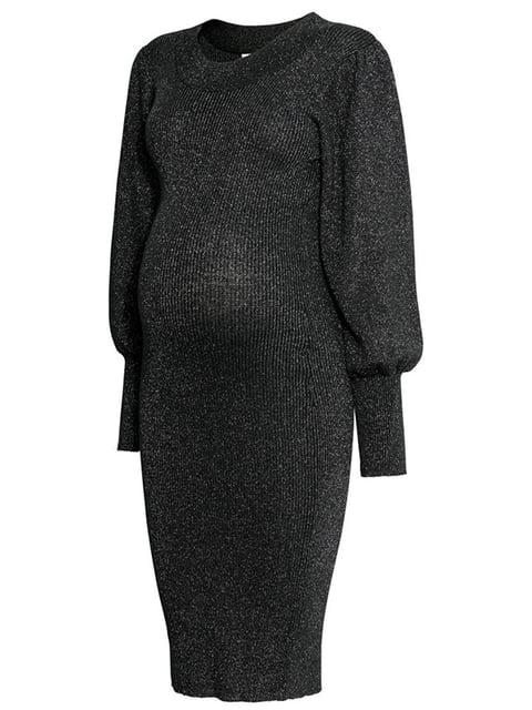 Платье черное H&M 5173141