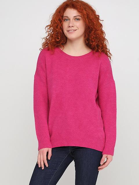 Джемпер розовый Street One 5173245