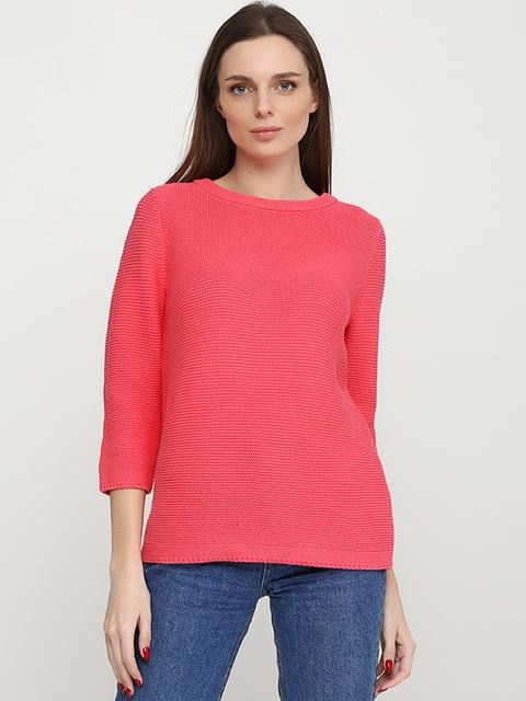 Джемпер рожевий Street One 5173258